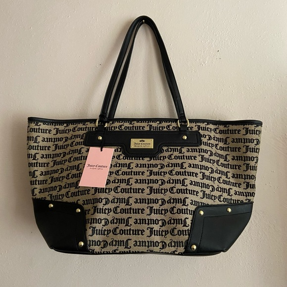 """Juicy Couture """"Love me not tote"""" bag"""